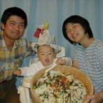 畑育児、台所育児、歌声育児の子育て 軌跡12